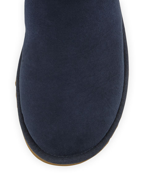 Classic Short Boot, Navy