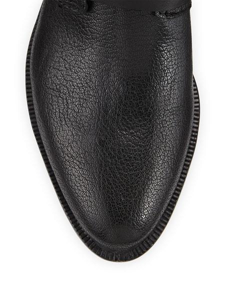 Malla Triple-Buckle Moto Boot