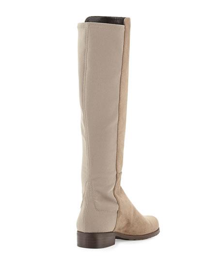 Coast Mezzamezza Suede Knee Boot, Praline