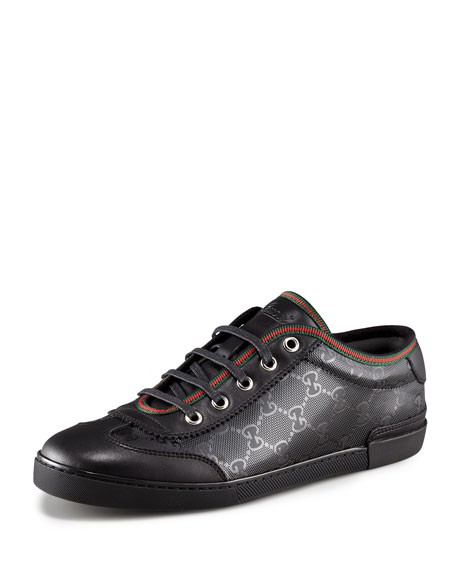 Barcelona Lace-Up Sneaker