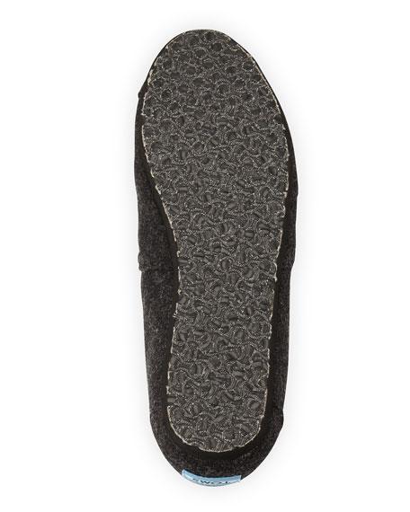 Classic Wooly Fleece-Lined Slip-On