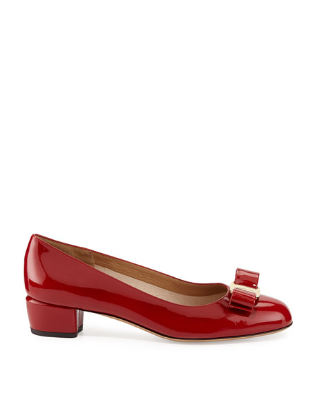 Patent Bow Pump, Red (Rosso)