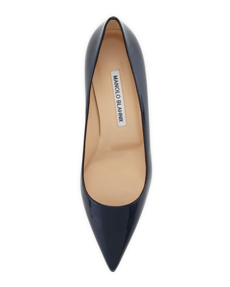 BB Patent 50mm Pump, Navy