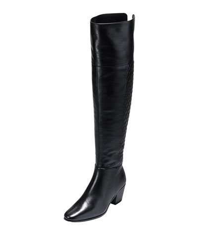 Everly Over-the-Knee Boot, Black