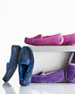 Ansley Moccasin Slipper, Pink