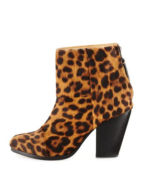rag and bone leopard booties