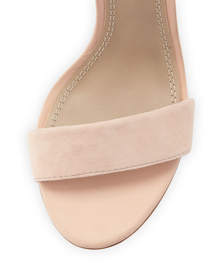 Tory Burch Classic Ankle Strap Sandal, New Nude