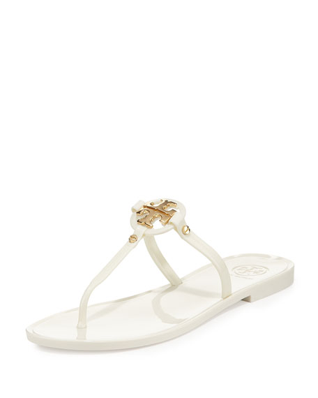 d2b6f8eb4dcfae Image 1 of 3  Mini Miller Jelly Thong Sandal