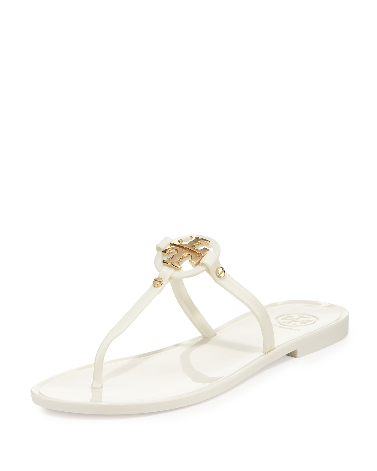 31a6a215f3ac Tory Burch Mini Miller Jelly Thong Sandal