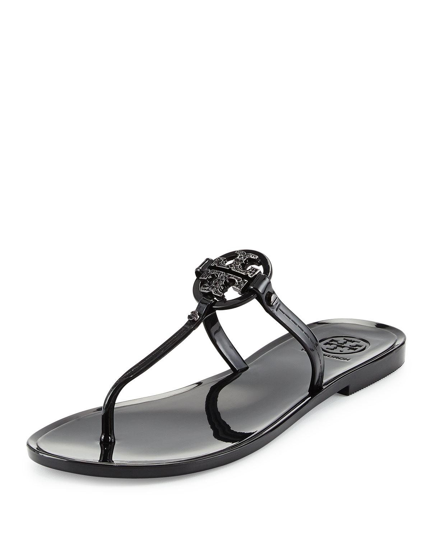 9d8e30840036 Tory Burch Mini Miller Flat Thong Sandal