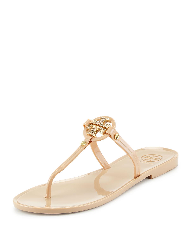 aa7274493674 Tory Burch Mini Miller Flat Thong Sandal