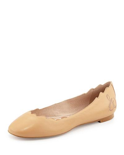 Augusta Napa Ballet Flat, Cool Sand