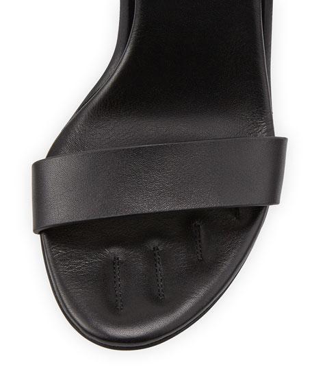 ca8779e68f493 See by Chloe Keeni Leather Wedge Sandal
