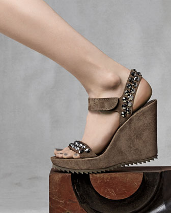 Contemporary Wedges