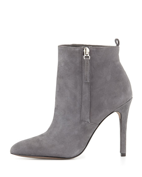 Pour la Victoire Zane Suede Ankle Boot, Gray