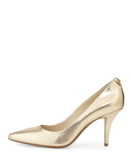 MICHAEL lhepMGOQo9 MID FLEX - High heels - pale gold O2BVx