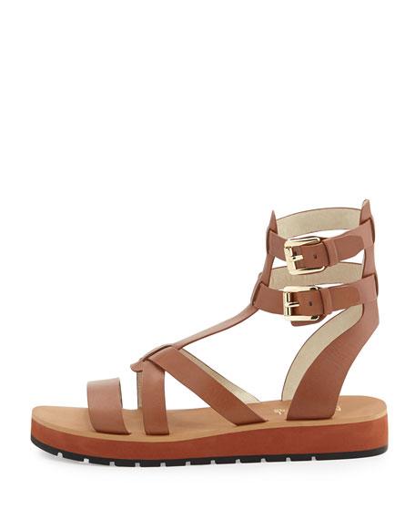 Judie Vachetta Gladiator Sandal, Luggage