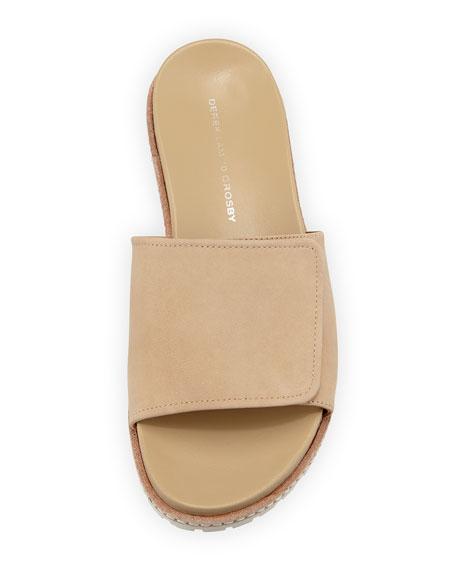Spencer Slip-On Sandal, Nude