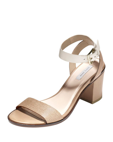 03f3e242f414 Cole Haan Cambon Mid-Heel Sandal