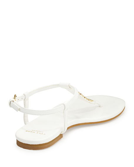Womens Sandals Cole Haan Effie Jewel Sandal White
