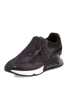 $192 Ash Lenny Platform Trainer Sneaker @ Neiman Marcus