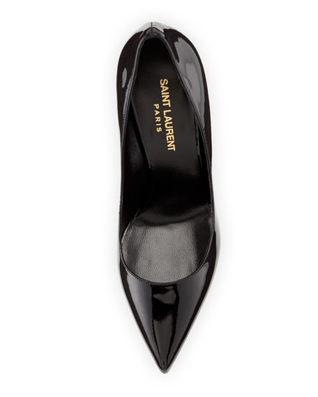 Paris Patent Leather Pump