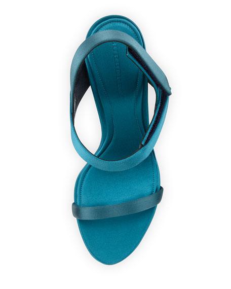 Calcoat Sport High-Heel Sandal,