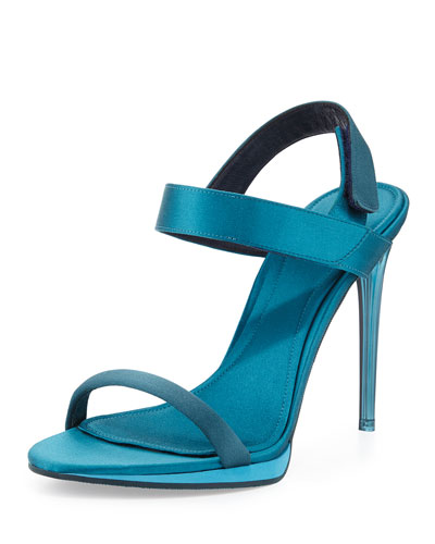 Calcoat Sport High-Heel Sandal,