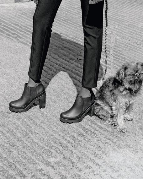 brand new e7ff6 eed74 Original High-Heel Rubber Boot Black