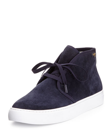 Iggy Lace-Up Sneaker, Tory Navy