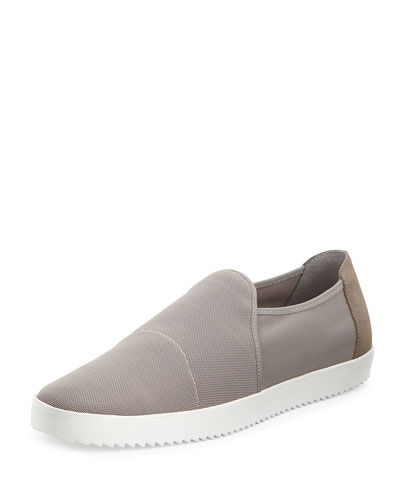 Mime Mesh-Stretch Slip-On, Quartz