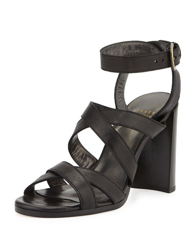 Soundtrack High City Sandal, Black