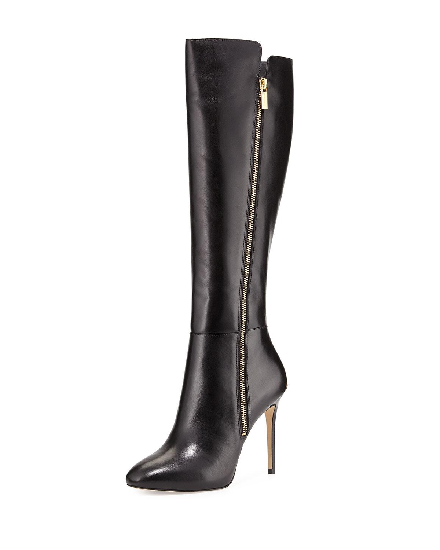 4539d6823ae MICHAEL Michael Kors Clara Leather Knee Boot