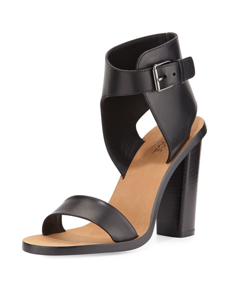 Vince Leather Ankle Cuff Sandals visit new for sale prices for sale real for sale purchase cheap online KSADXI23t