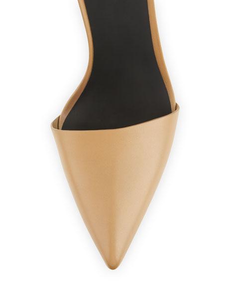 Lovisa Leather d'Orsay Pump, Sand