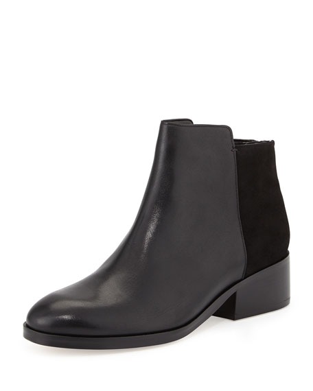 Cole HaanElion Leather Ankle Bootie, Black