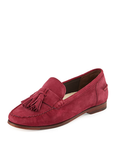 Pinch Grand Tassel Loafer, Cabernet