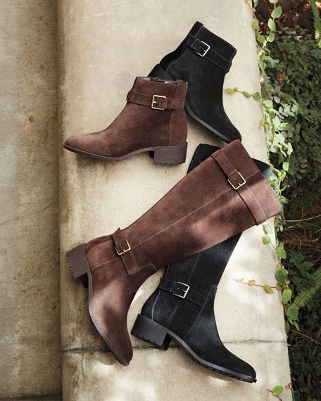 Putnam Weatherproof Knee Boot, Black