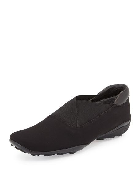 Sesto Meucci Udaya Waterproof Slip-On, Black