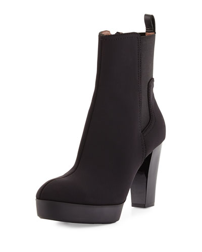 Milan2 Stretch Bootie, Black
