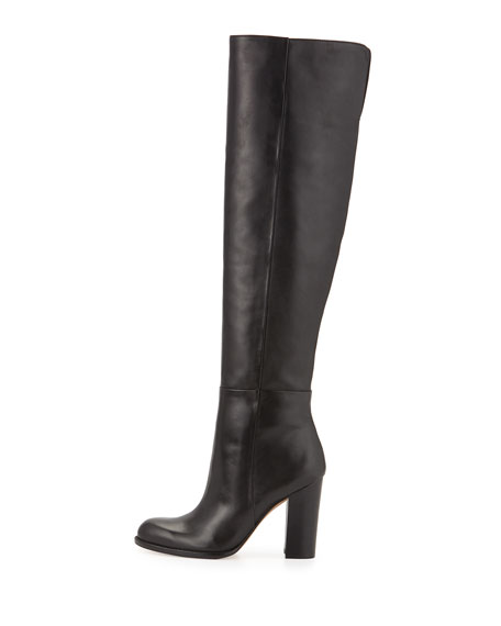 Rylan Over-the-Knee Boot, Black