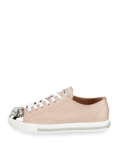 FOOTWEAR - Low-tops & sneakers Miu Miu xA2xO7JWzh