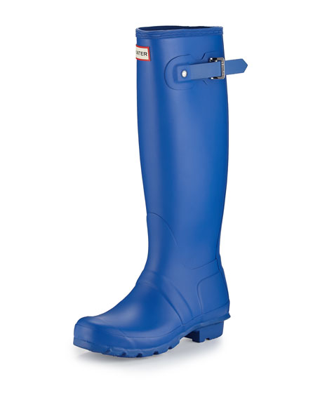 Original Tall Rain Boot, Bright Cobalt