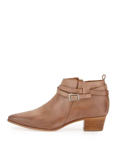 Vana Belted Ankle Bootie