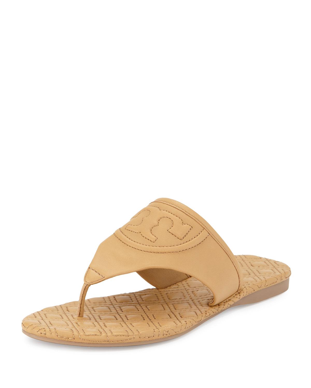 d73fe74cd Tory Burch Fleming Flat Thong Sandal