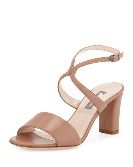 SJP by Sarah Jessica Parker Harmony Leather City