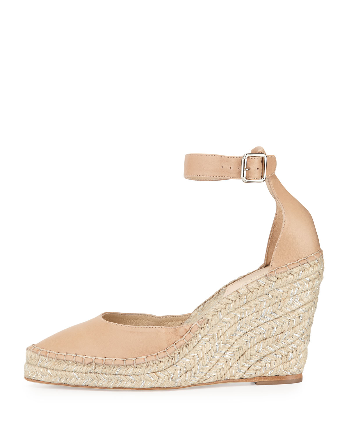 Loeffler Randall Leather Espadrille Pumps sale hot sale cheap with paypal sale high quality marketable cheap price clearance very cheap jvZUFqk
