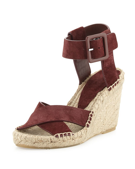Vince Suede Espadrille Wedges footlocker cheap price clearance official discount outlet store order sale online buy cheap eastbay TuUKG