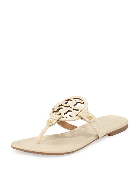 Tory Burch Embossed Logo Sandals with paypal for sale XGngt2xhKZ