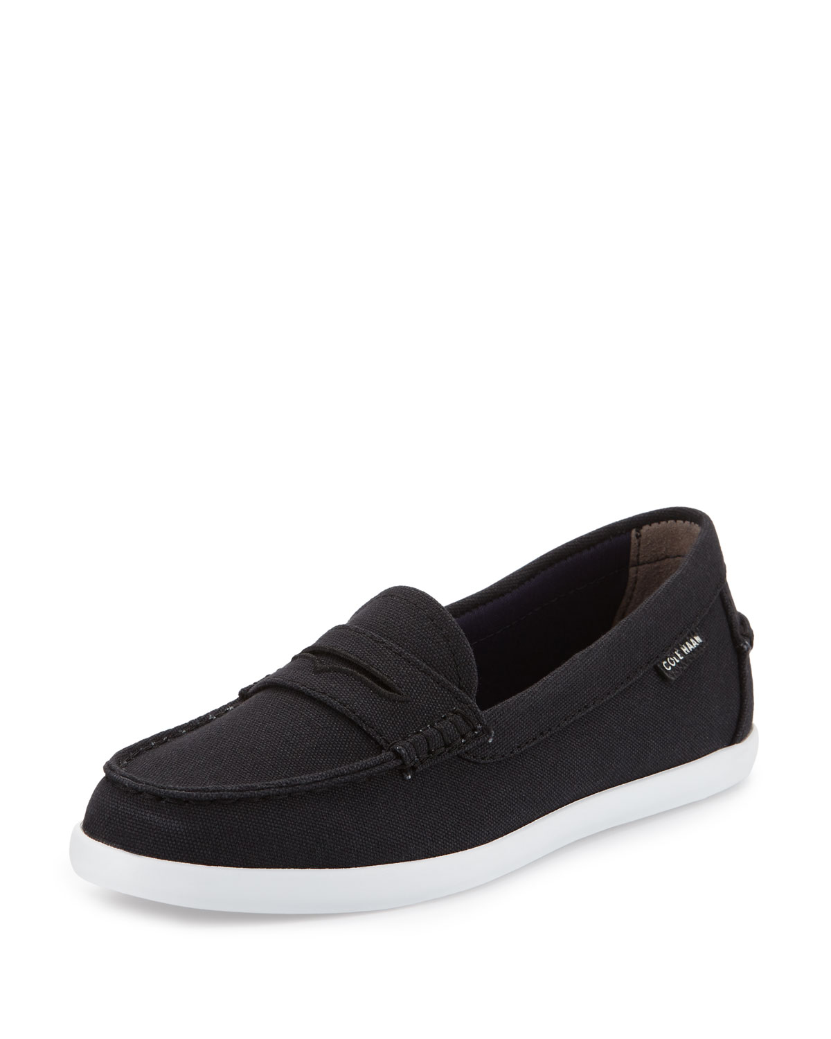 1e0ec5ad25f Cole Haan Nantucket Canvas Loafer